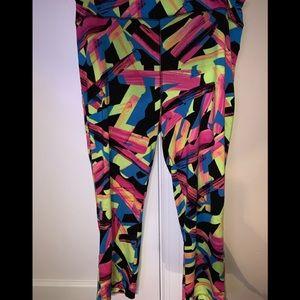 City streets gym pants size XL